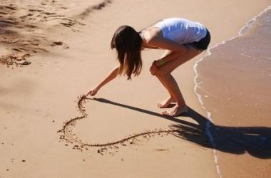 你不必努力追趕任何人…你不須與別人比較就能以自己爲榮…