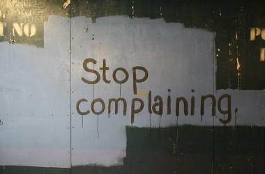 還在一直找藉口抱怨? 我們必須爲自己的行爲負責…我們能控制自己的命運…