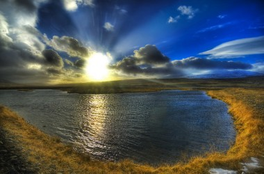 把一切的疑慮、害怕、都沖刷淨盡…完全浸沐在祢的愛中 …