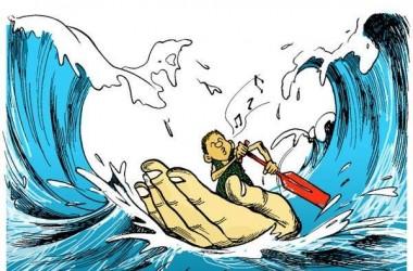 【信仰醒思漫畫】真正的安歇不在乎環境,而在乎認識那位掌管環境的主。