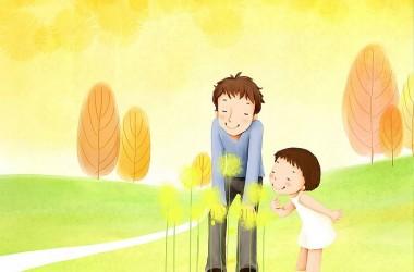沒有人能够比父親向孩子彰顯更多上帝的愛…