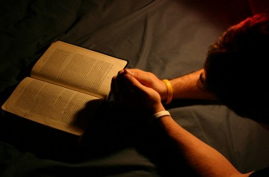 禱告和讀經能使我們覺得基督的實在,越在密室中追求主的同在的,越覺得主的實在。