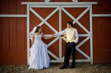 一男一女,一夫一妻,一生一世。