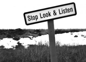 學會做一個好的聽眾