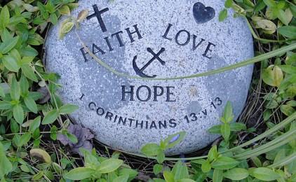 有些人願意關懷別人,並幫助那些面對絕境的人能繼續信靠耶穌。我很想成為這樣的人,那你呢?