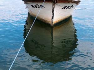 航行於風浪中
